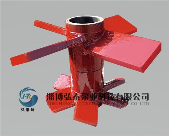 高效耐磨浇筑叶轮