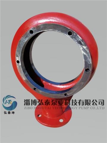 常熟合金泵体